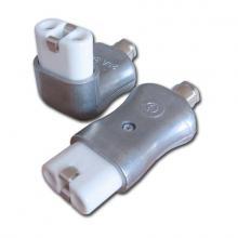Термостойкий 2-х контактный разъем 344 K/A/Wi/Pg, K/A/Pg